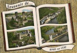CPA-1960-46-BIARS Sur CERE-MULTIVUES--BE - France