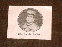 Charles De Solère - Ohne Zuordnung