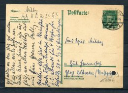 Germany 1926 Postal Stationary  Card Ludwig  Bethoven - Germany