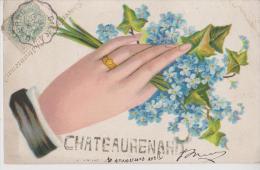 CHATEAURENARD 13 SOUVENIR BELLE CARTE RARE !!! - Chateaurenard