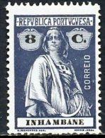 !■■■■■ds■■ Inhambane 1914 AF#79* Ceres 8 Centavos (x5010) - Inhambane