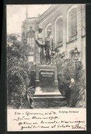AK Köln, Kolping-Denkmal Mit Pastor - Köln