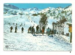 Cp, 07, Les Monts D´Olmes - Montferrier, Voyagée 1982 - France