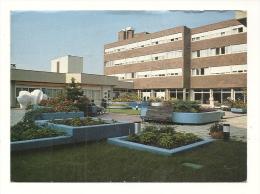 Cp, 68, Trois-Epis, Centre Médical National, La Cour Intérieure, écrite 1981 - Trois-Epis