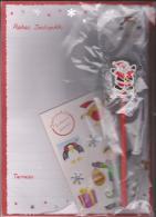 Letter Paper : Santa Claus - Papá Noel - Pére Nöel - Sinter Klaas - Saint Nicholas - Joulu - Andere Verzamelingen