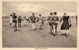 [DC7367] RIMINI - SALUTI DA RIMINI - SPIAGGIA - Viaggiata - Old Postcard - Rimini