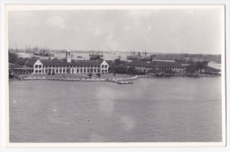 Carte-Photo - Inde - Port Authority Building - Cochin/Kochi - Pas Circulé - Postales