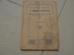 Historique De Regiment Du 11 Eme Infanterie Durant La Guerre De 1914 1918 Montauban - 1914-18