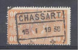 """BELGIE - OBP Nr TR 159 - Cachet """"CHASSART"""" (ref. 2131) - Bahnwesen"""
