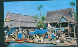 Wad Sai Floating Market Dhonburi, Thailand   Dac64 - Thailand