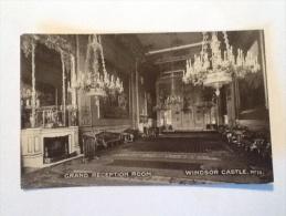 WINDSOR CASTLE GRAND RECEPTION ROOM F - Royal Families