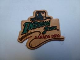 Magnets , Canada Dry  , Film Indiana Jones , Cinéma - Publicitaires