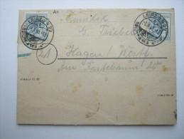1948, Notstempel Auf Brief - Sowjetische Zone (SBZ)