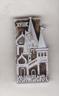 Russia USSR  Old Pin Badge - Cities - Moskow - Kolomenskoe - Villes