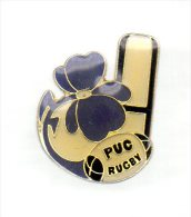 PINS PIN´S RUGBY PUC PARIS - Rugby