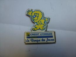 Magnets , Banque Crédit Lyonnais - Reklame