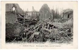 Gueux - La Boulangerie Patin, Vue De L'intérieur (détruite / Guerre) - France