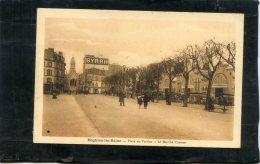 Place De Verdun - Marché Couvert - Enghien Les Bains