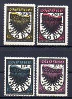 Rhodes > Rodi 1933 > Mi 133/36 > Air Post , Set MNH** ( 134 MH* ) - Egée (Rodi)