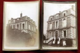 Lot De 2 Photos - Royat - 190 - Villa Des Anglais - Boulevard Bazin - Places