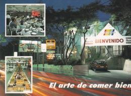 "Paraguay-Asuncion--Churrasqueria Brasileira-"" ACUARELA"" - Paraguay"