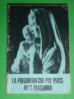 Libretto 1968 Timbro Parroc.S.MARTINO In GRECO MILANESE Milano /ed.Ricordi Religiosi Santuario Maria Ausiliatrice Torino - Religione & Esoterismo