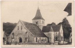 SAINT-WANDRILLE RANCON - L'Eglise [3914/S76] - Saint-Wandrille-Rançon