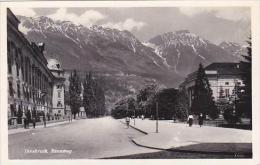 Austria Innsbruck Rennweg Real Photo
