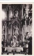 Austria Wallfahrt Eben Inneres der Kirche Real Photo
