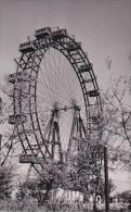 Austria Vienna Riesenrad Feris Wheel Real Photo