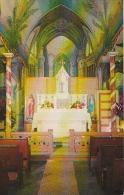Hawaii Honolulu Saint Benedicts Catholic Church