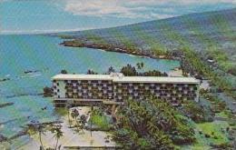 Hawaii Kona Coast Keauhou Beach Hotel 1980