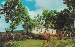 Hawaii Honolulu Saint Benedicts Catholic Church 1976