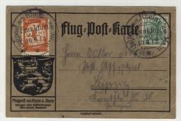 Deutsches Reich No. I Flugpost Rhein Main