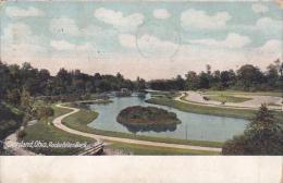 Ohio Cleveland Rockefeller Park 1913