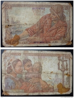1942-VINGT FRANCS BANQUE DE FRANCE C.48- PECHEUR - 1871-1952 Anciens Francs Circulés Au XXème