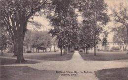 Ohio Oberlin Campus View Oberlin College 1929