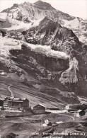 Switzerland Kleine Scheidegg mit Jungfrau Real Photo