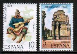 SPAIN   Scott  # 1840-3**  VF MINT NH - 1931-Today: 2nd Rep - ... Juan Carlos I