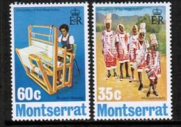 MONTSERRAT   Scott  # 302-5**  VF MINT NH - Montserrat