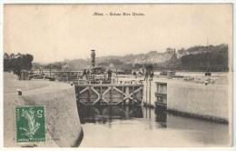 94 - ABLON - Ecluse Rive Droite - Ablon Sur Seine