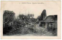 Gueux - Quartier Saint-Rémy (ville Détruite / Guerre) - France
