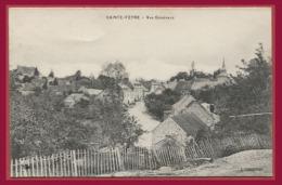 SAINTE-FEYRE. Vue Générale. (C.P.A. - Petit Format.) - Other Municipalities