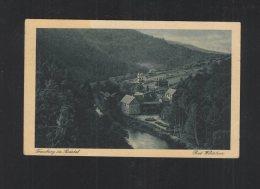 AK Treseburg Im Bodetal 1922 - Germania