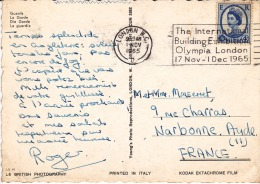 Reino Unido--Londres--1965---The Guard---Fechador--Exhibition Olympia ,London--a, Narbonne, Francia - Inauguraciones
