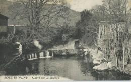 12gc    83 Sollies Pont Chute Sur Le Gapeau - Sollies Pont