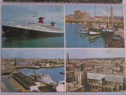 LE HAVRE 4 VUES - Port