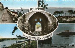 Souvenir De SAINT-VALERY-sur-SOMME - 1963 - - Saint Valery Sur Somme
