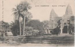 RUINES D.' ANGKOR - Cambodia