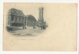 Oostende  *   La Gare  (station - Bahnhof) - Oostende